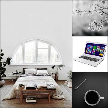 Изрази себе си с цветен лаптоп Aspire E на Acer