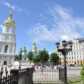 Киев - древен и модерен