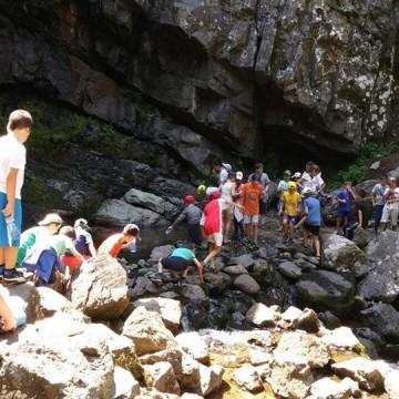 Синьо лято: Детска спортна академия