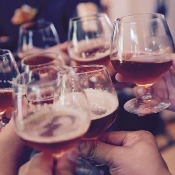 За бирата с любов