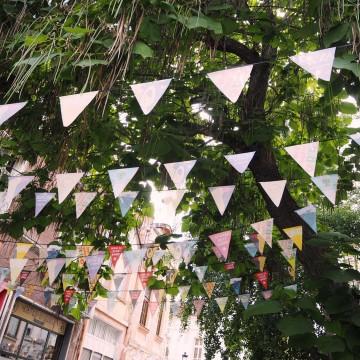 Капана Фест: Петдневен уличен празник в центъра на Пловдив