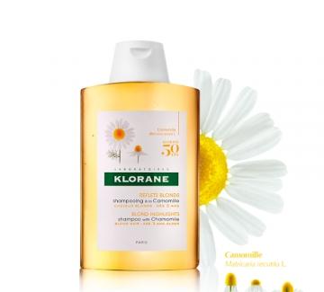 Подаряваме ви слънце в косите – шампоан и спрей  KLORANE лайка