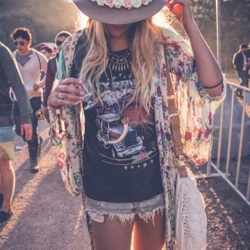 10 стайлинг идеи какво да облечем на летен музикален фестивал
