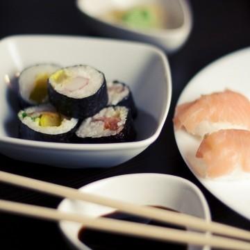 Суши - полезно или вредно?