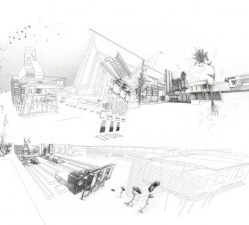 Градска архитектура от бъдещето