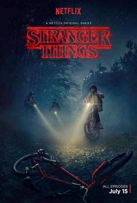Stranger Things. И ние го гледаме!