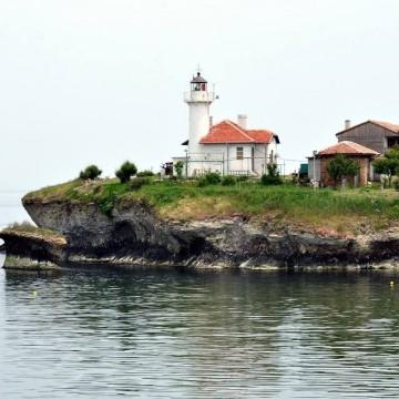 """Моето синьо лято: остров """"Света Анастасия"""""""