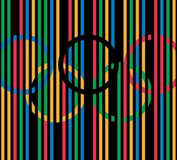 Официалните постери на олимпийските игри в Рио
