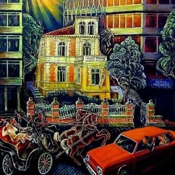 Изложба и фестивал в лятна София