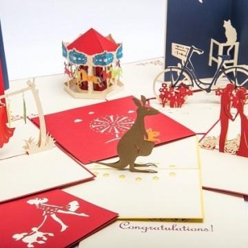 Скокливите картички на Cardbunny