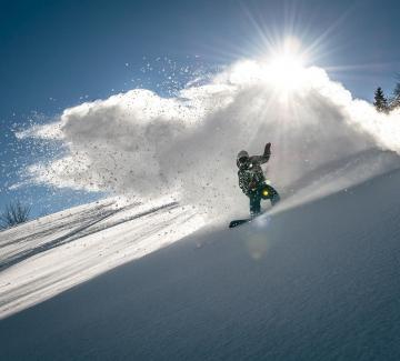 Сноуборд приключението AfterForever