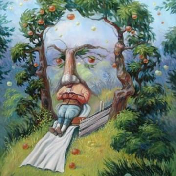 Оптичните илюзии на Олег Шупляк