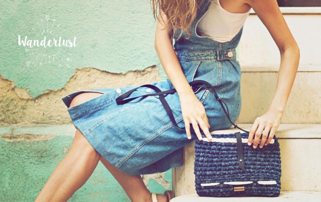 Открийте своята бохо свобода с чантите Wanderlust