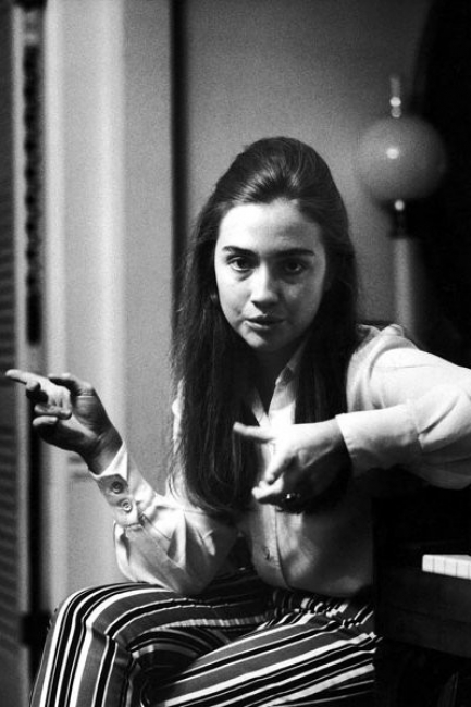 Хилъри Клинтън на 69