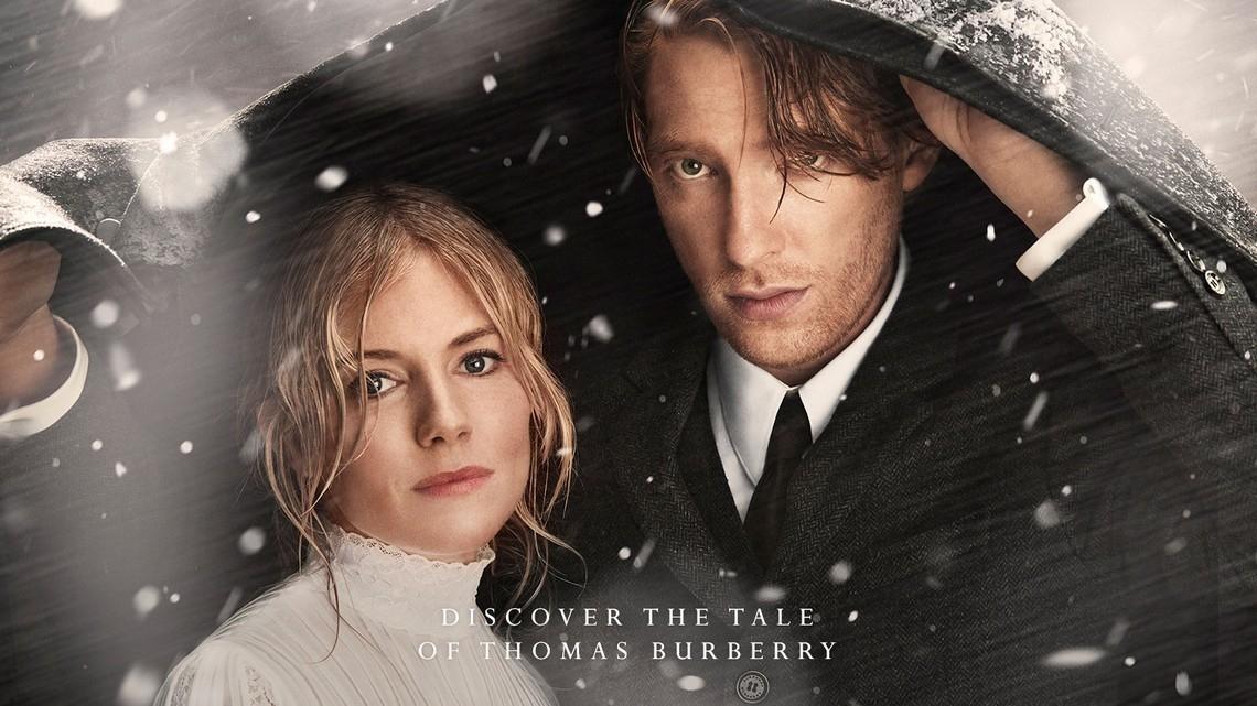 """""""Историята на Томас Бърбъри"""" ще вдъхнови пълнометражен филм"""