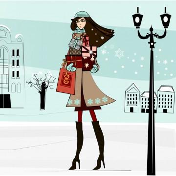 Коледните базари в София през декември
