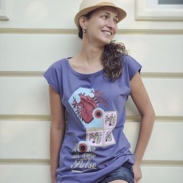 20sec и тениските с авторски графити и илюстрации