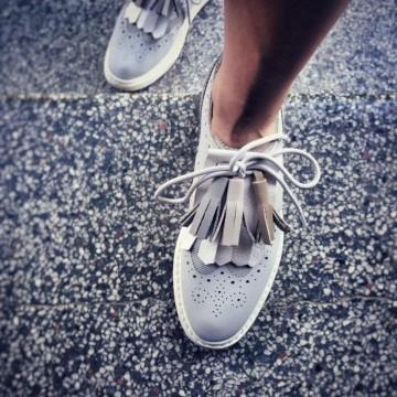 Кожените аксесоари за обувки LASH