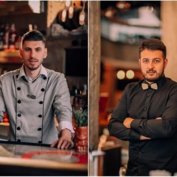 Bartenders' Battles: Кирил от Oscar vs. Кирил от Cosmos