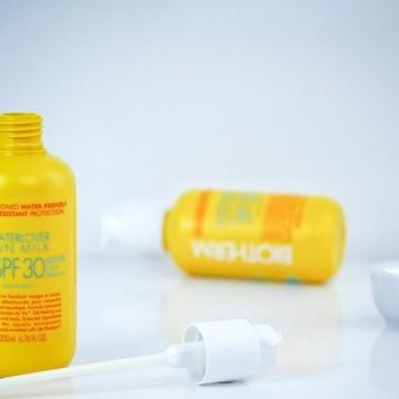 Подаряваме ви слънцезащитното мляко, което обича водата