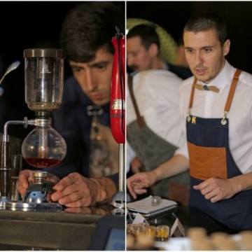 Bartenders' Battles: Павел от The Happy Pig vs. Михаил от Cheers