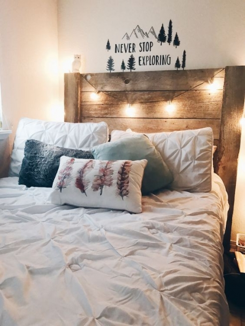 31 уютни интериорни идеи за спалнята у дома