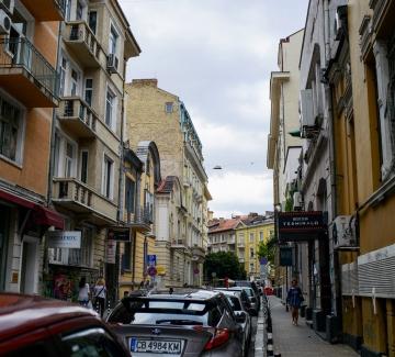 Улици