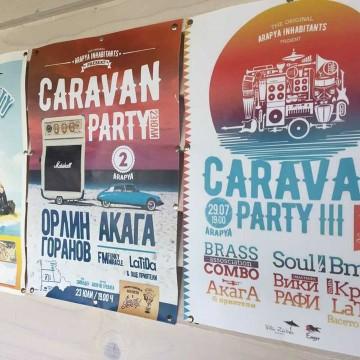 Caravan Party Arapya 3 - нещата стават сериозни