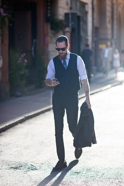 Отвсякъде за пример – най-добре облечените мъже на света