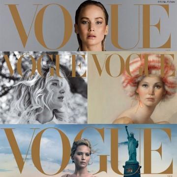 Vogue на 125 години и лицата на съвременната жена