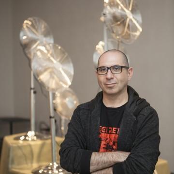 Световноизвестният художник Вадим Фишкин пристига за първи път в България