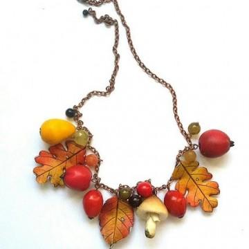 Есенно настроение при Veneta Rusinova's jewelry