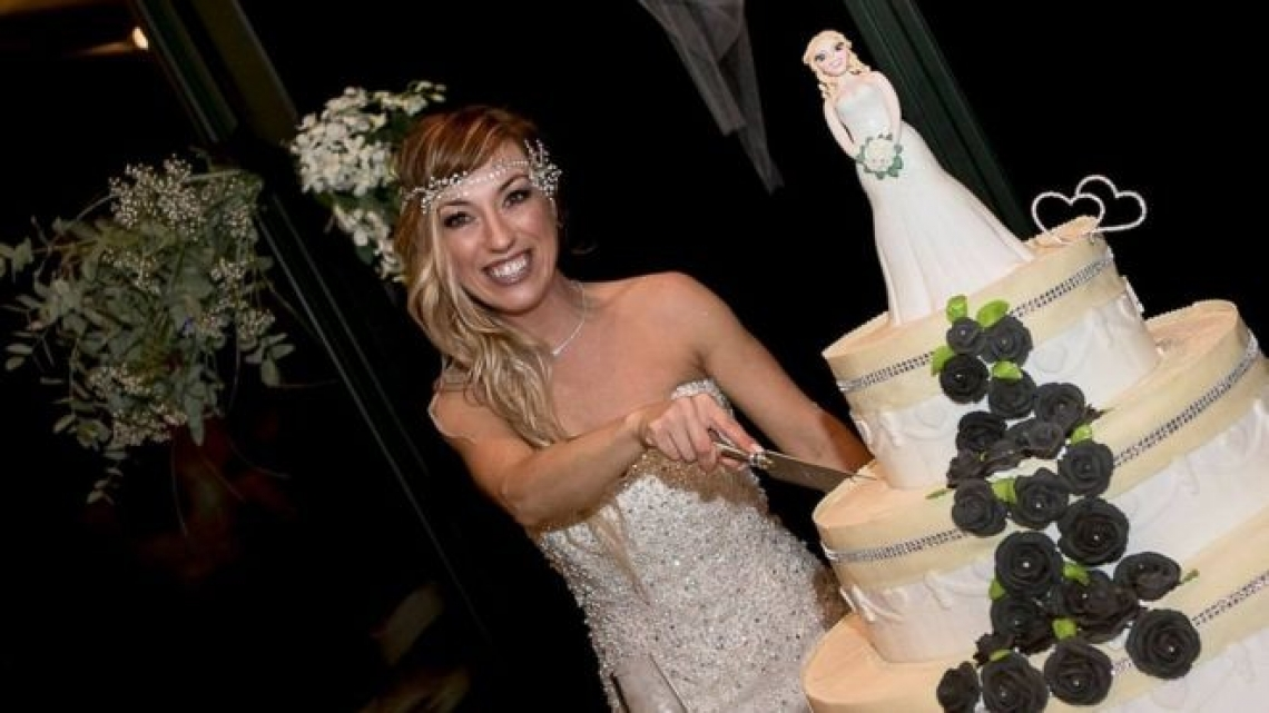 Да се ожениш сама за себе си