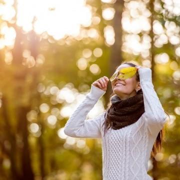 Есен с вкус на киви и кайсия