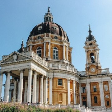 Basilica di Superga – скритото бижу на Торино