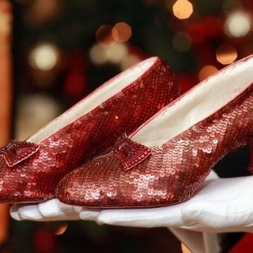 """Истории от Холивуд: Рубинените обувки на Дороти от """"Магьосникът от Оз"""""""