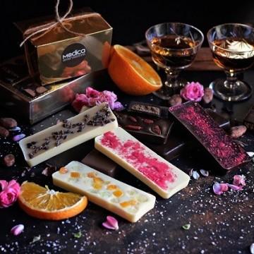 Изкушенията на Modica, бутик за ръчно правени бонбони и шоколад
