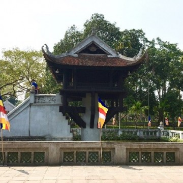 Ханой, където Азия, Европа и Америка се срещат