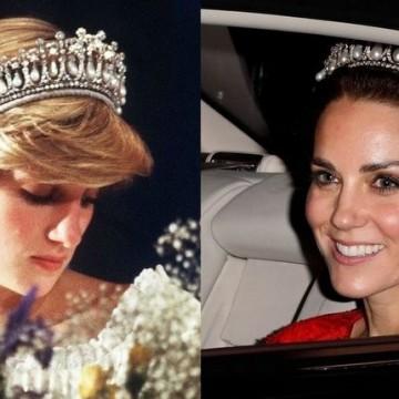 Британските кралски корони - коя ще носи Меган Маркъл утре?