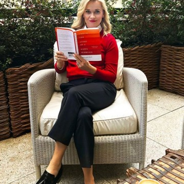 Книжният клуб на Рийз Уидърспун – поканени са всички