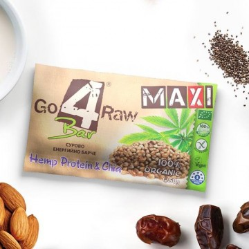 Go4Raw – едни от най-здравословните барчета и крекери