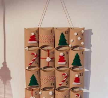 Как да си направим идеен Коледен календар за цялото семейство?