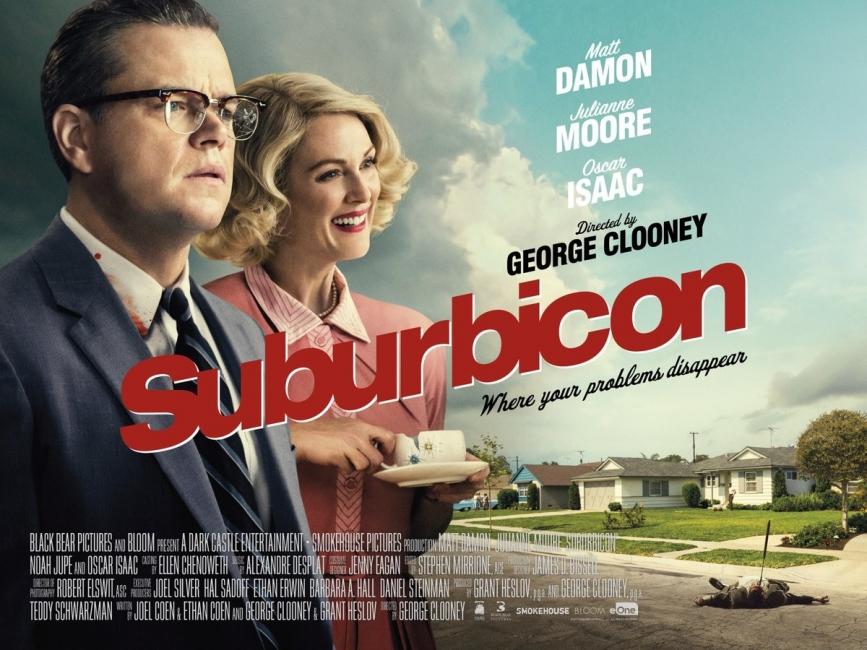 """Киномания: """"Субурбикон"""" или Америка като комикс"""