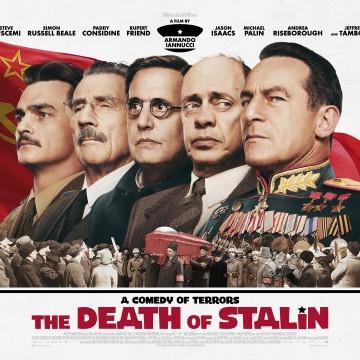 """Киномания: """"Смъртта на Сталин"""", иронично по английски"""
