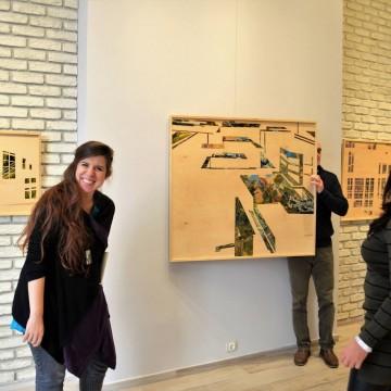 Air On Wood – една изложба на Калия Калъчева