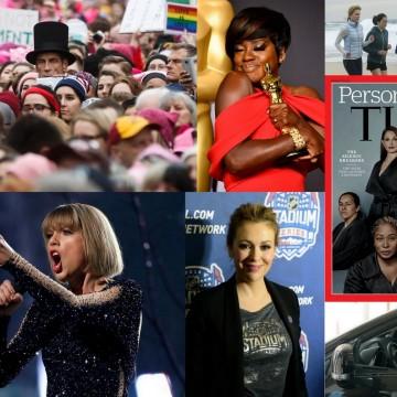 11 от най-добрите моменти за жените през 2017 г.