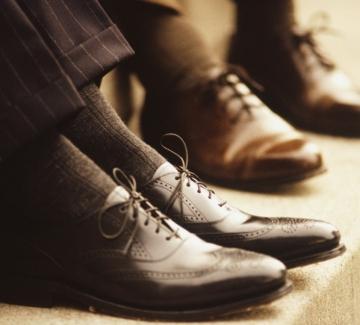 Как правилно да се погрижим за обувките си