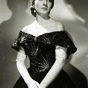 Мария Калас, легендата