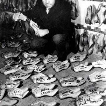Създателят на обувките с тънък ток. И мечтите.