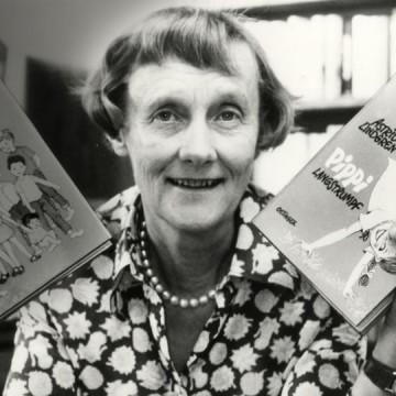 Астрид Линдгрен, любимата детска писателка
